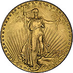 1933 Saint-Gaudens Double Eagle
