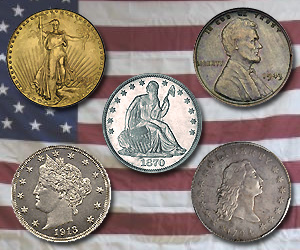 Rare U S  Coins | 5 Of The Most Rare US Coins