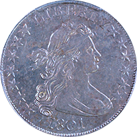 1801 Draped Bust Half Dollar