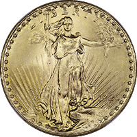 1926 St Gaudens Double Eagle