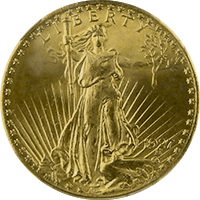 1927 St Gaudens Double Eagle
