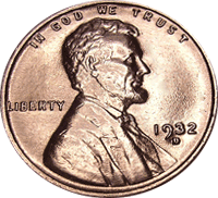 1932 D Wheat Penny