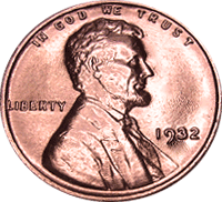 1932 Wheat Penny