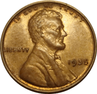 1935 Wheat Penny Value | CoinTrackers