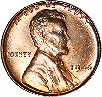 1946 Wheat Penny Value | CoinTrackers