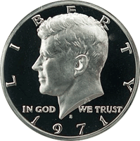 1971 S Kennedy Half Dollar Proof