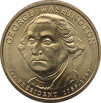 2007 D George Washington Dollar
