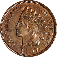 Indian Head Penny Values 1859 1909 Cointrackers Com