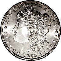 Silver Dollar Morgan