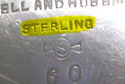 Sterling Mark 8