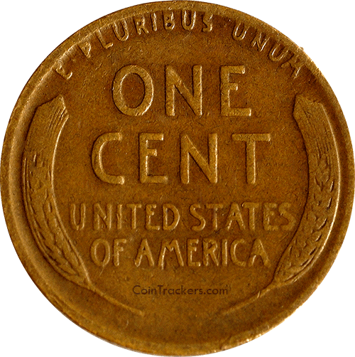 Wheat Pennies (1909 to 1956) Values | CoinTrackers com Project